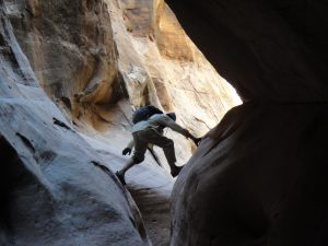 Lose Weight Canyoneering