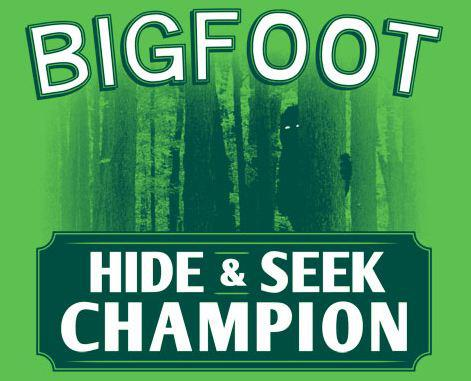 Be Like Bigfoot-Leave No Trace