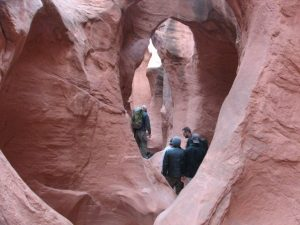Peek a boo Canyon escalante