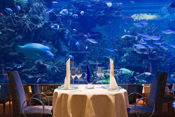 Undersea Hotels