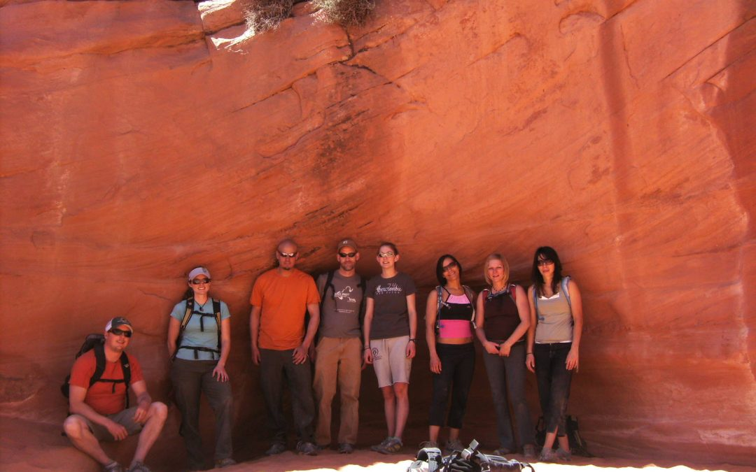 Peek-a-Boo and Spooky in Escalante Grandstaircase National Monument