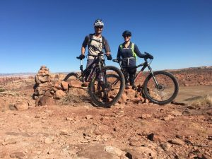Mnt. Biking for Weight Loss
