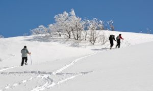 Snowshoeing to Lose Weight
