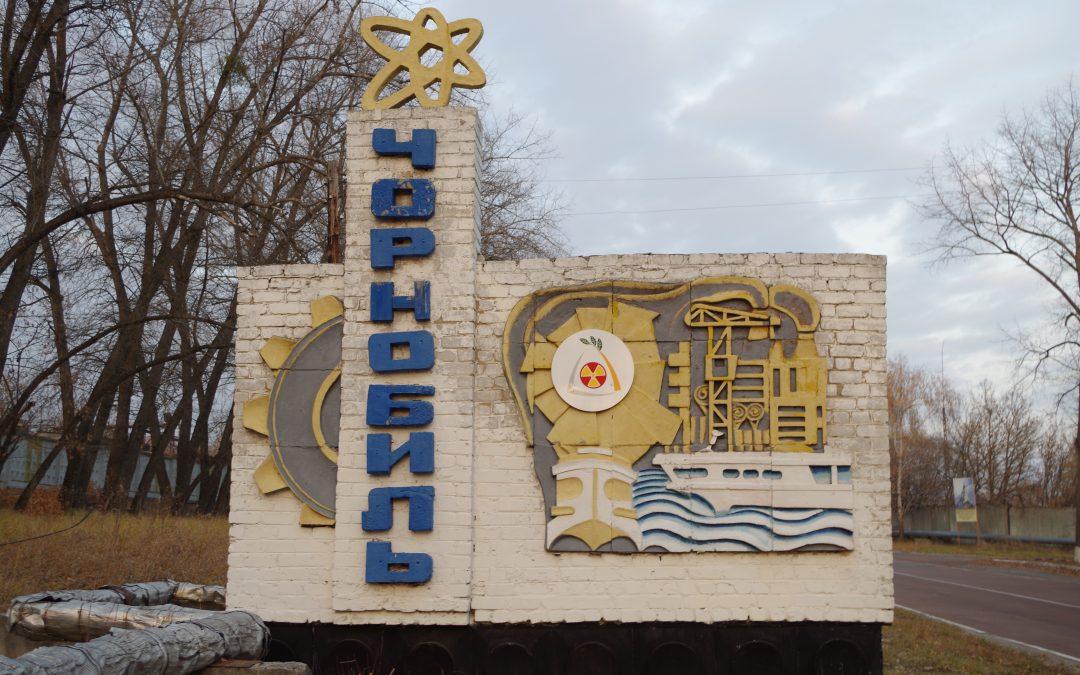 Touring Chernobyl