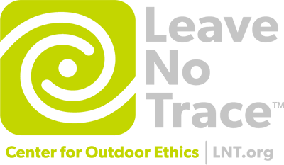 Be Like Bigfoot Leave no Trace