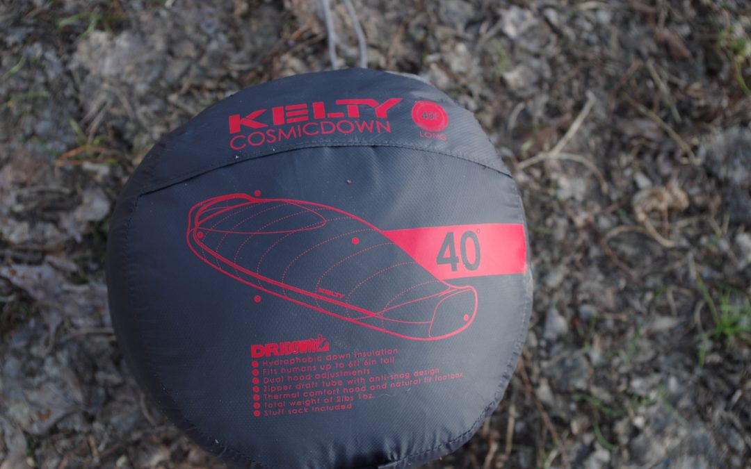Kelty Cosmic Down 40 Review
